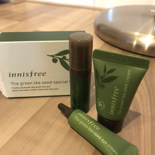 Innisfree The Green Tea Seed Special