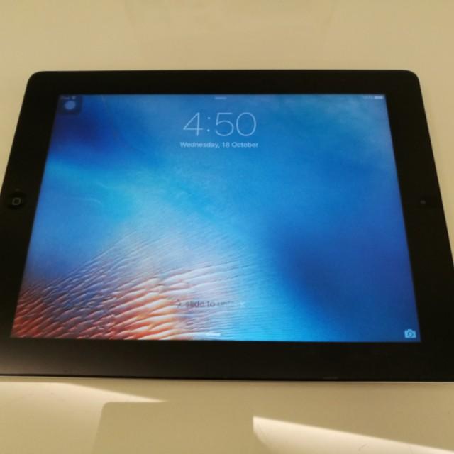 Ipad 2 (Black) 16GB