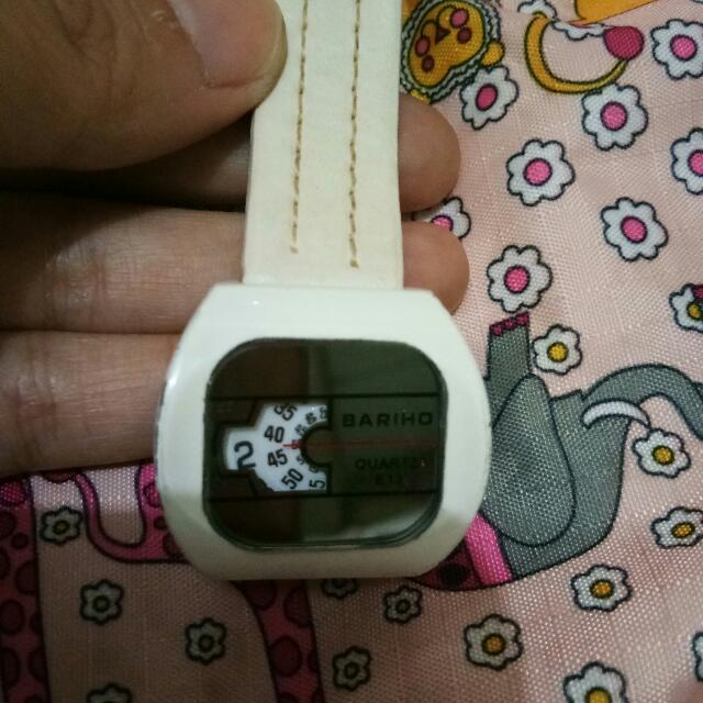 Jam Tangan Wanita Digital Import