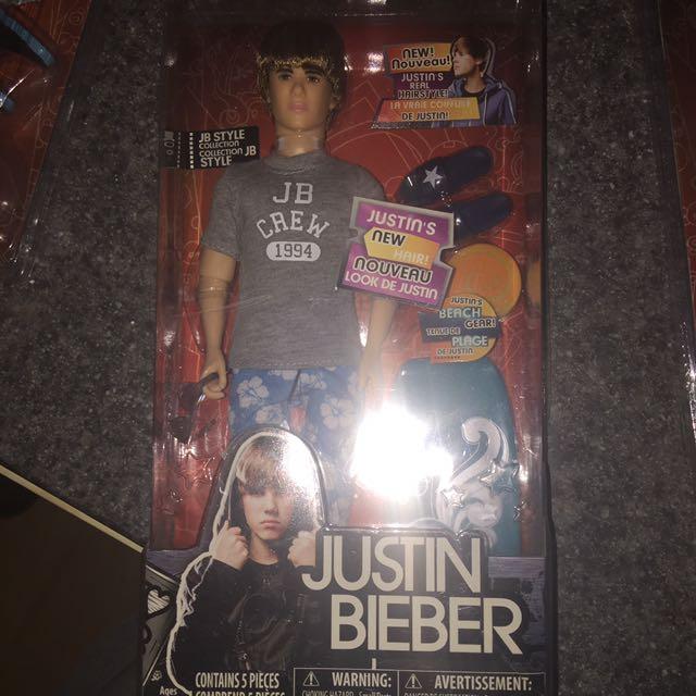 Justin Bieber Collector
