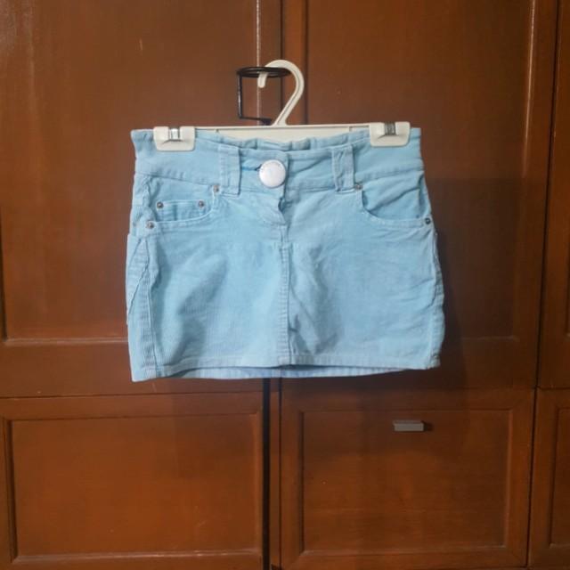 Korduroy Skirt