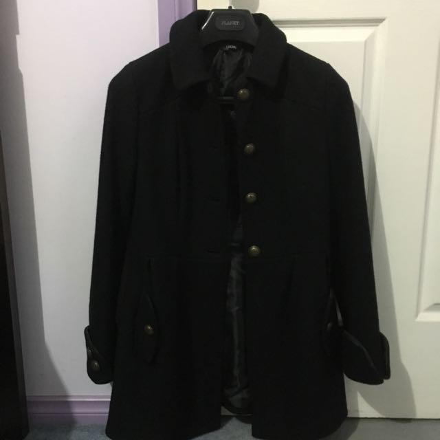 Ladakh Black Coat