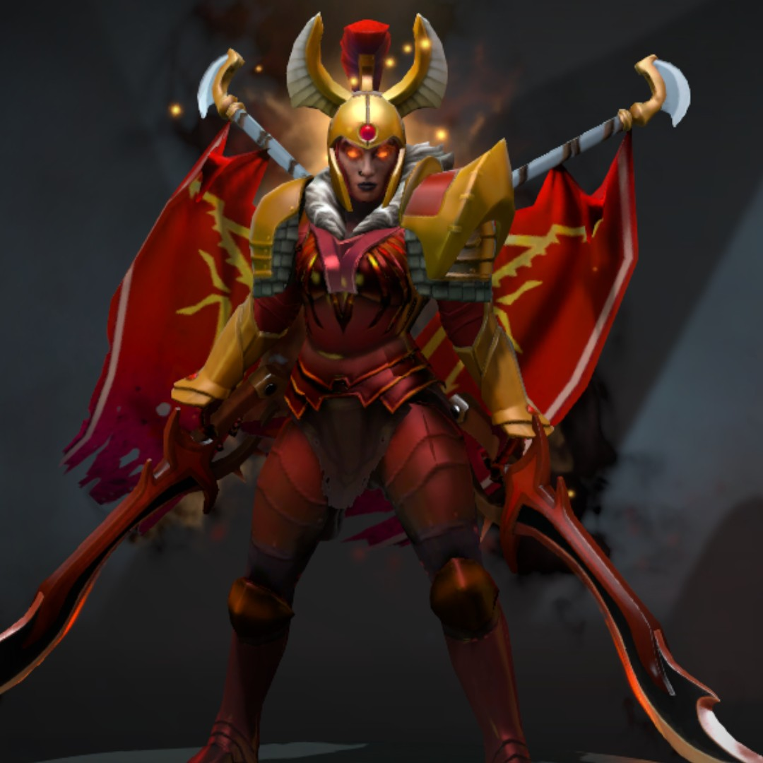 Legion Commander Arcana Dota 2, Toys & Games, Video Gaming ...