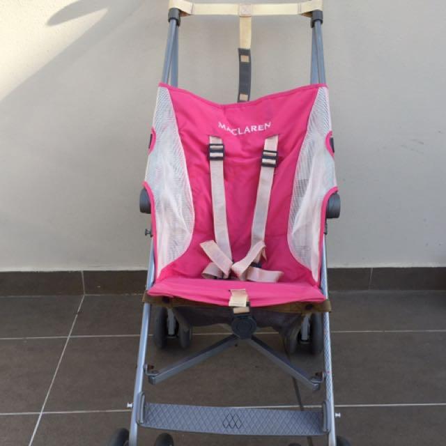 Macarena stroller