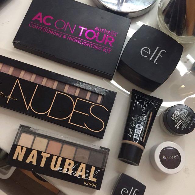 Makeup bulk