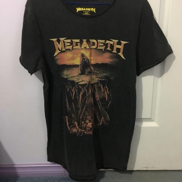 Megadeth Top