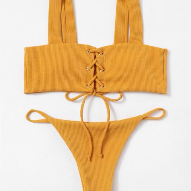 Mustard Bikini
