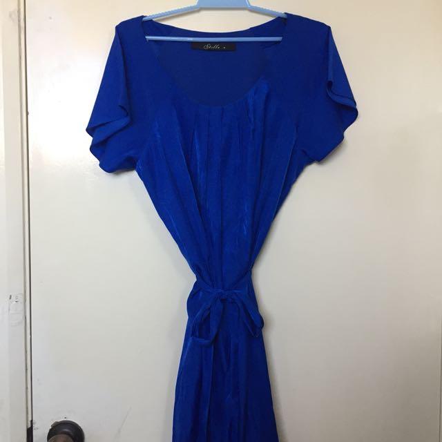 Myer Stella Satin Dress