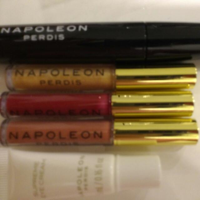 Napoleon Perdis 唇油 0,7ml x3支