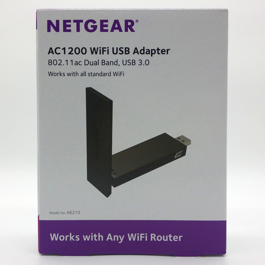 Netgear AC1200 USB WiFi Adapter - Wireless AC USB 3 0 (Sealed with Local  Warranty)