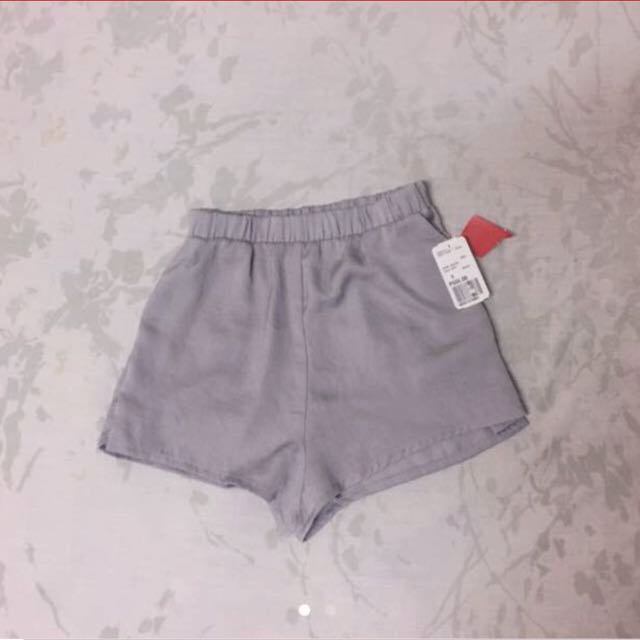 New! Forever 21 silky shorts