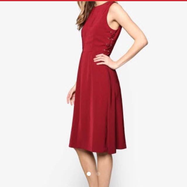New Zalora Elegant Dress