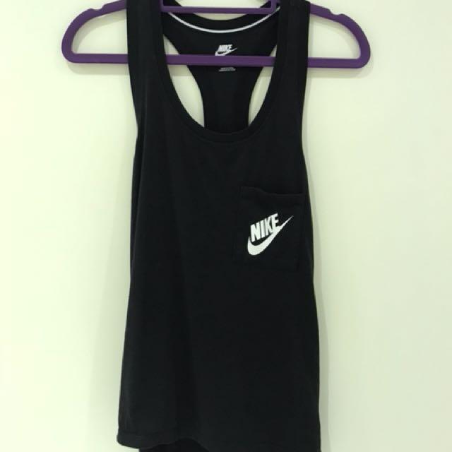 Nike Black Singlet