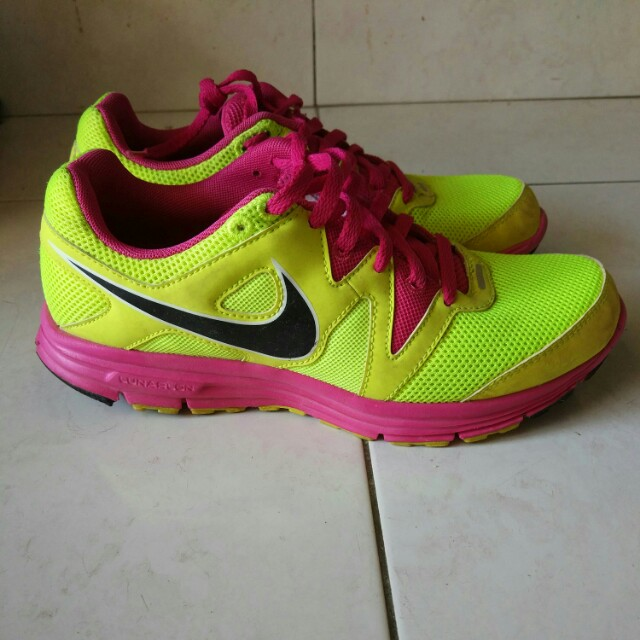 d2f2fd2f40d4 Nike Lunarfly 3 Neon Color Running Shoes