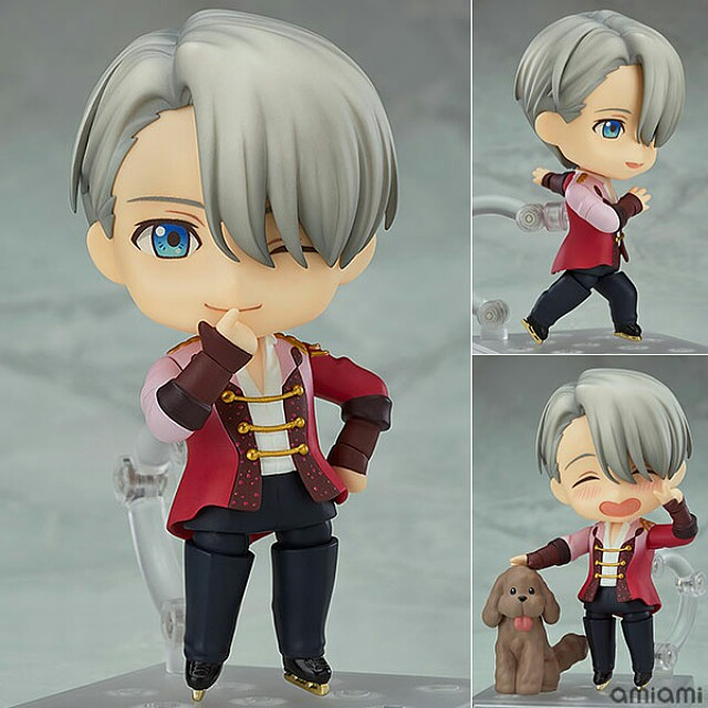 [OFFICIAL] [Pre-Order] Yuri on Ice Victor Nikiforov Nendoroid