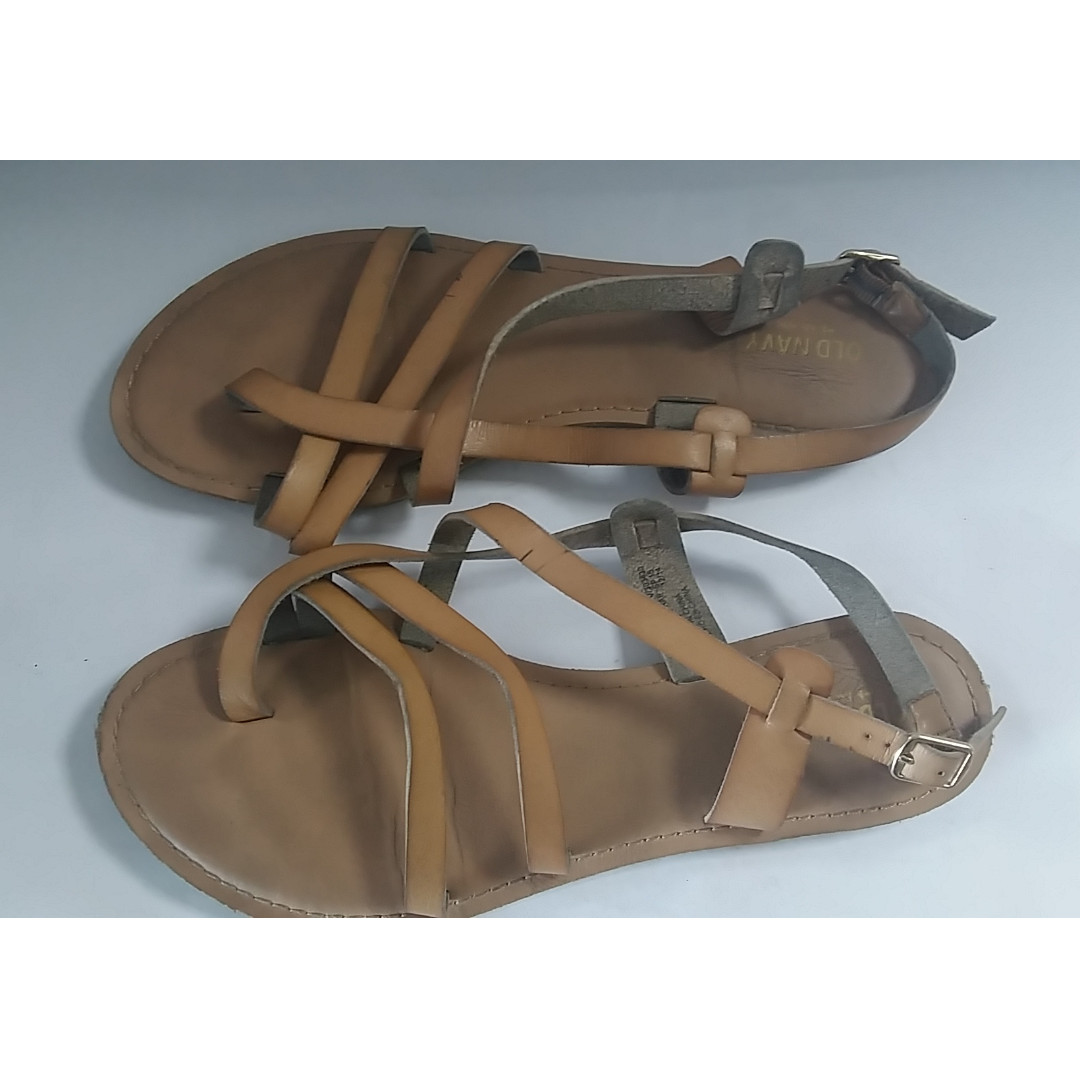 OLD NAVY SANDALS (SIZE: 10)