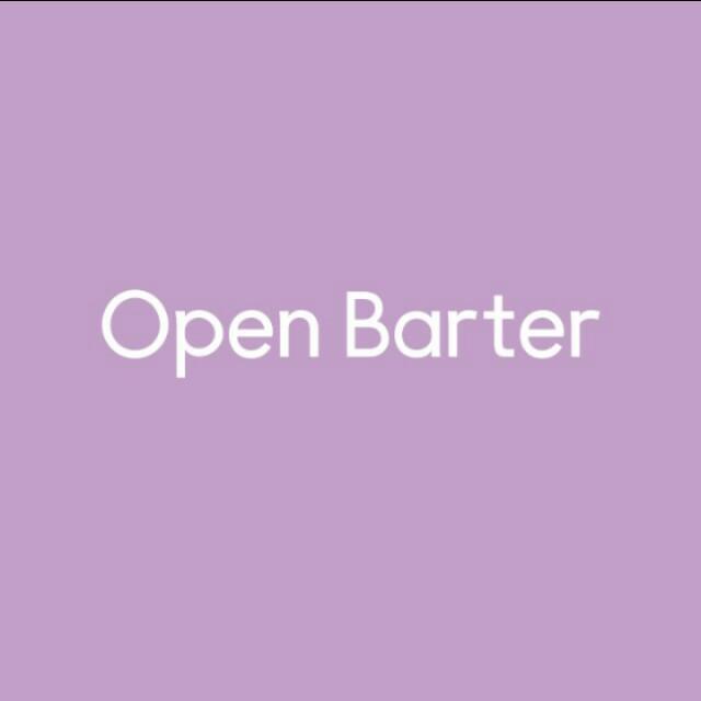 Open barter ? Hayu