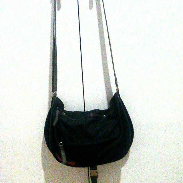 Orig Prada Sports Crossbody