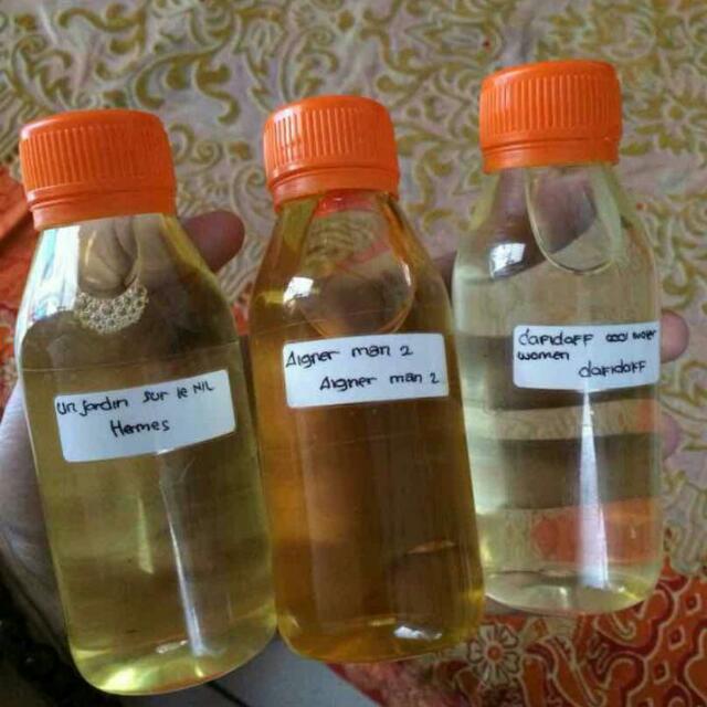 Parfum ORIGINAL ecer