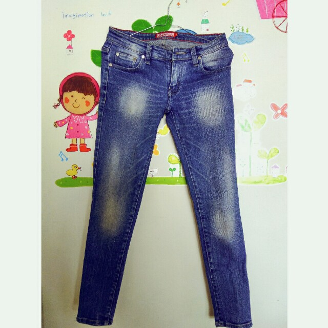 PL jeans point one