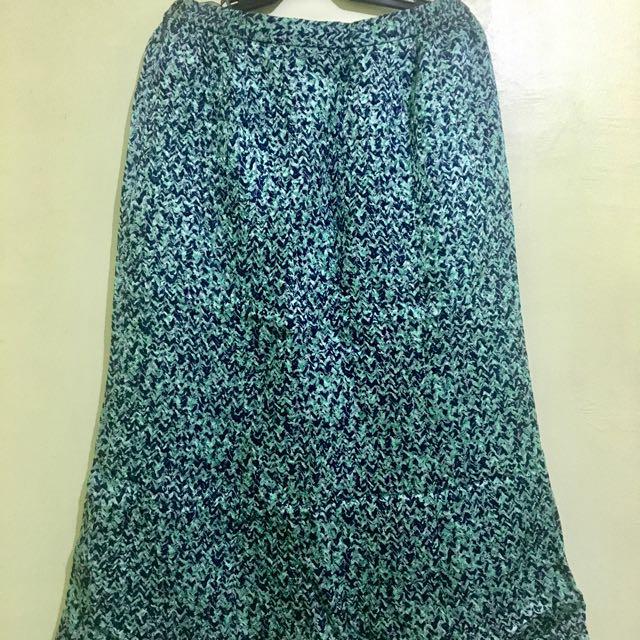 Preloved! Long Skirt