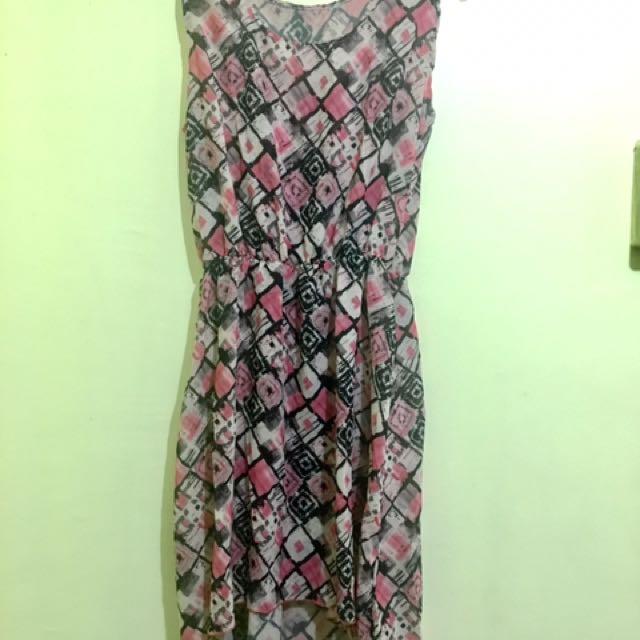 Preloved! Vintage Style Pink Dress