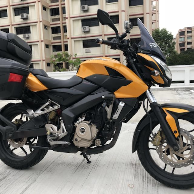 Pulsar 200NS for Sale!
