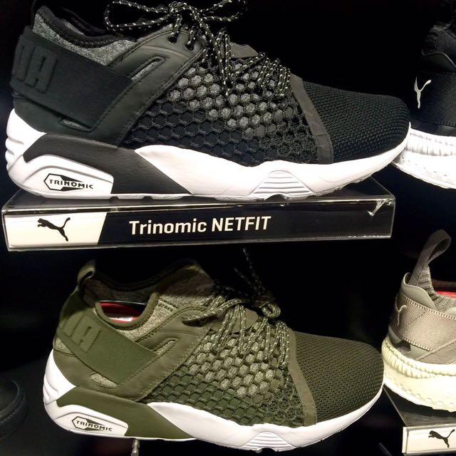 Puma Trinomic Netfit 12071707bf