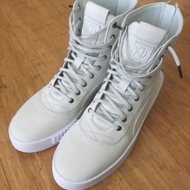 """PUMA x XO """"The Weeknd"""" Parallel Shoes 
