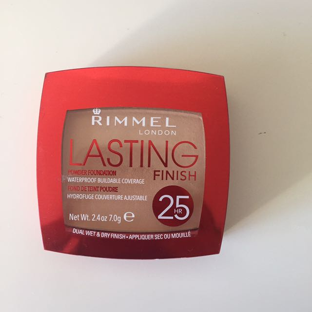 Rimmel Powder Foundation