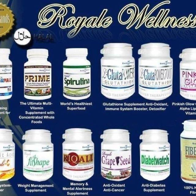 Royal'e products