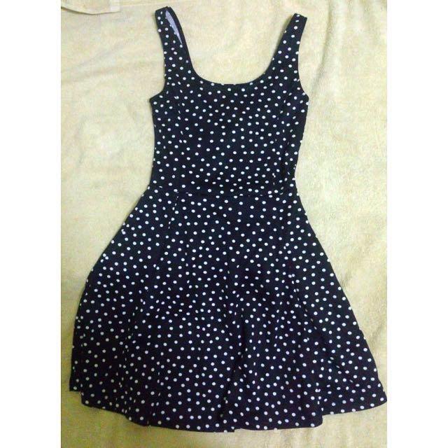 SALE!!! H&M Sexy Polka Dress