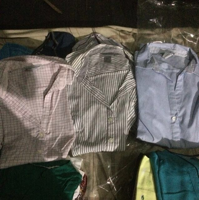 Sale Kemeja H&M 3-100k