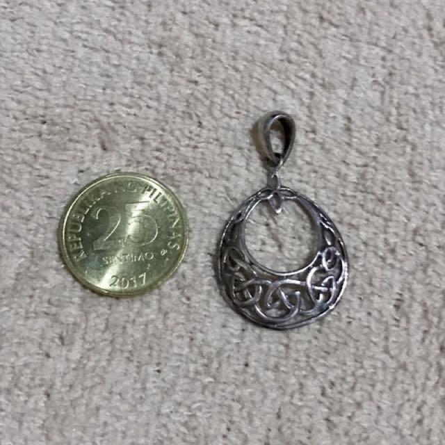 Silverworks Pendant