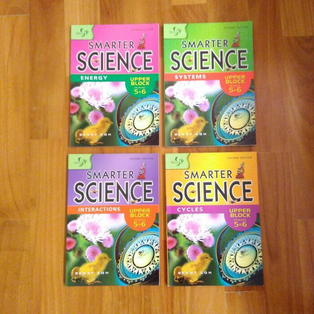 Smarter Science Upper Block (P5 & P6)