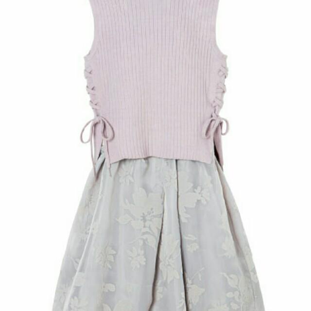 全新正品Snidel新宿限定長澤まさみ限量洋裝