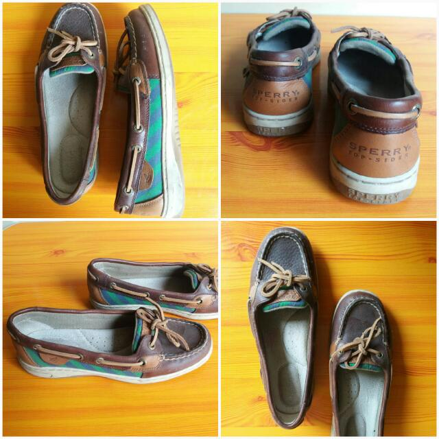 Sperry Top Sider 6
