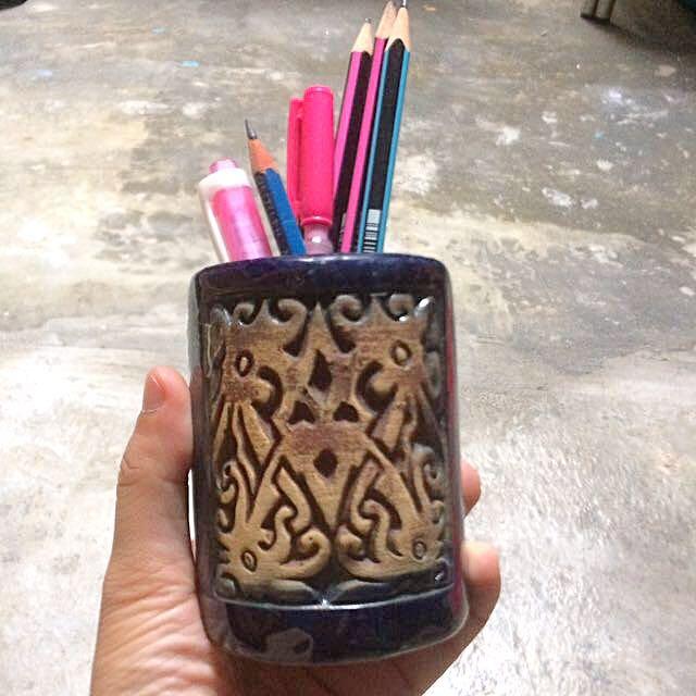 Stationary holder / sourvenir from Sarawak #deepavali50
