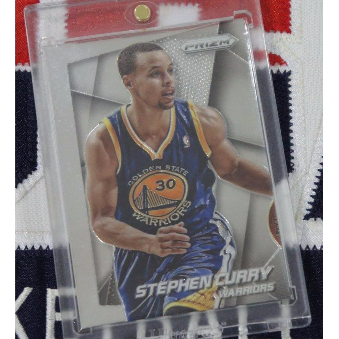Stephen Curry Panini Nba Trading Card Toys Games Board
