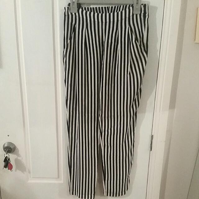 Striped Summer Pant