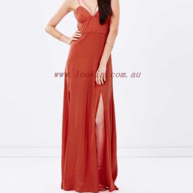 Stylestalker maxi ball dress