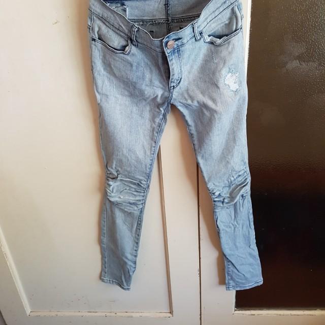 Super skinny roxy jeans
