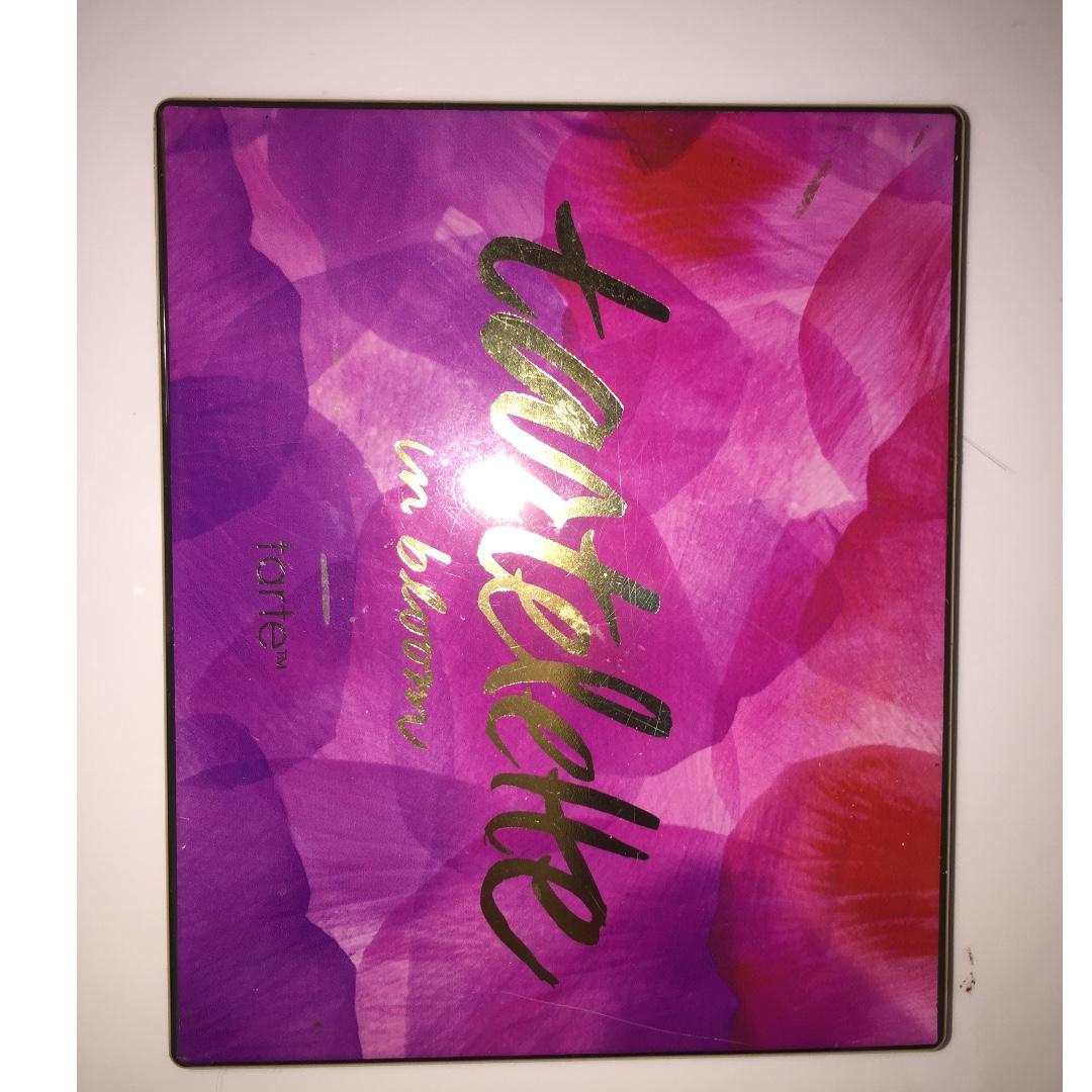 Tarlette In Bloom eyeshadow Palette