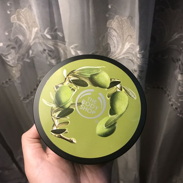 Tbs olive body butter