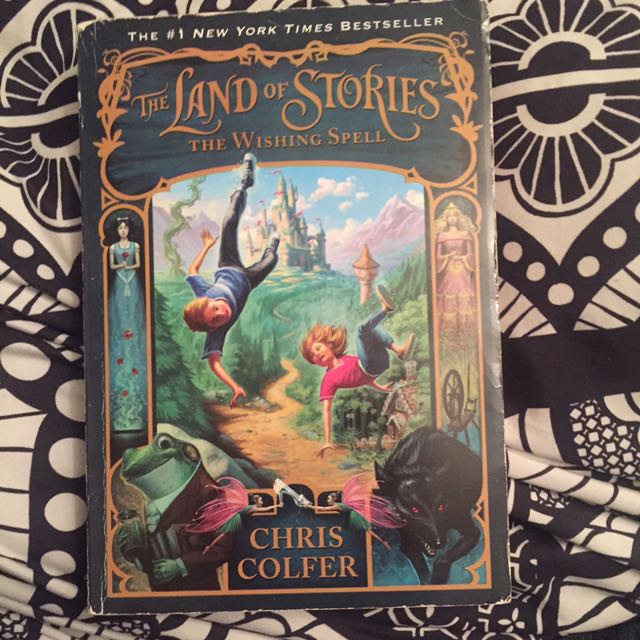 Th Land of Stories