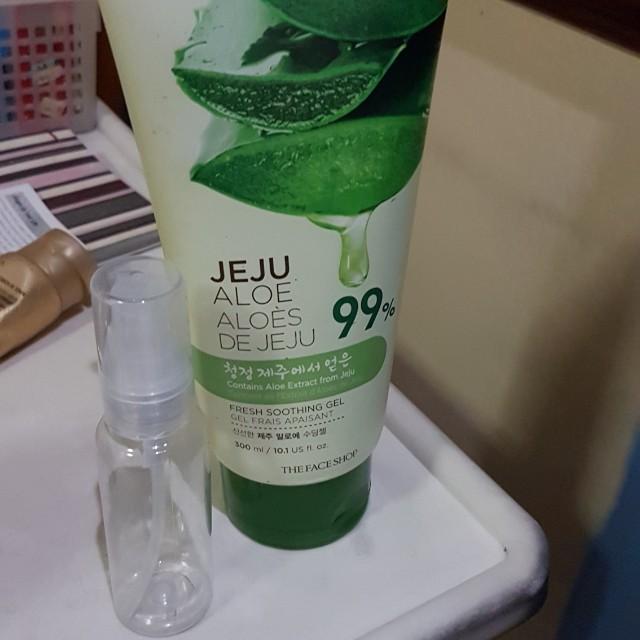 The Face Shop Aloe Vera Gel (30ml)