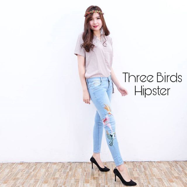 Three Birds Jeans