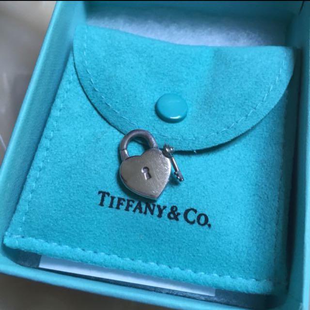 Tiffany co heart lock pendantcharm luxury accessories on photo photo photo photo aloadofball Choice Image