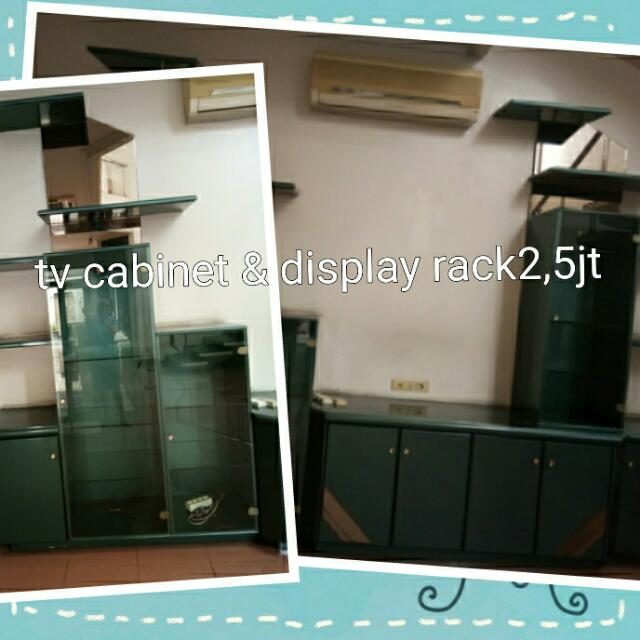 Tv Cabinet & Display Rack