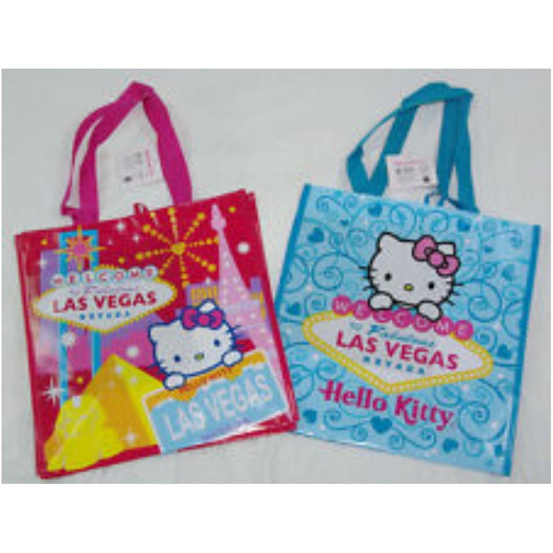 4339e4d39dd4 USA Las Vegas Sanrio Hello Kitty Shopping Bag